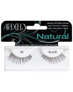 Trepavice Ardell®   Natural   Model-116 Black