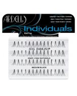 Trepavice Ardell® | Individual | Model- Knot free medium black