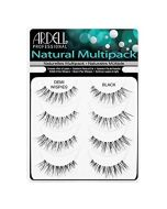 Trepavice ardell natural multipack - demi wispies black 4/1