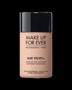 Mat Velvet + puder