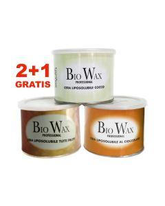 Topli vosak u limenci 2+1 GRATIS 400 ml