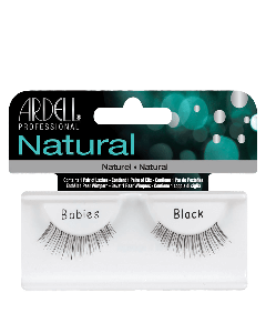 Trepavice Ardell® | Natural | Model Babies Black