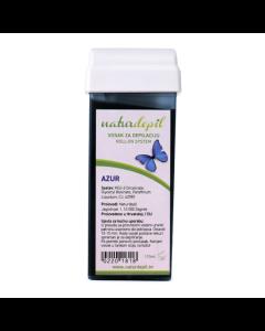 Vosak za depilaciju u patroni | Azulen | Naturdepil | 100 ml