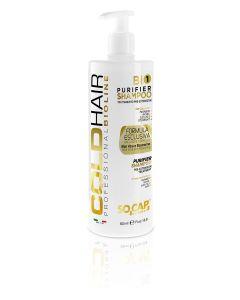 COLDHAIR | BIO1 Šampon Purifier - Tretman za ekstenzije 500 ml