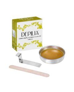 Depilia | Topli vosak u posudi Med