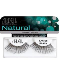 Trepavice Ardell® | Natural | Model-Lacies Black