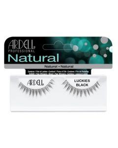 Trepavice Ardell® | Natural | Model-Luckies Black