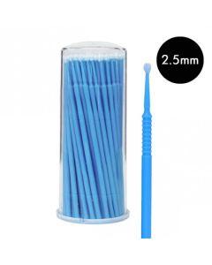 Mikro aplikator za trepavice | Lash UP | Boja: Plava; 100 komada