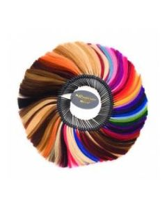 Nijanser za extenzije - sintetička kosa