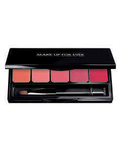 RUŽ PALETA ROUGE ARTIST 5 NIJANSI | MAKE UP FOR EVER