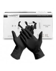 nitrilne rukavice L