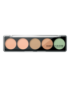 CAMOUFLAGE PALETTE CREAM 5 x 2 g | Make Up For Ever