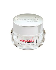 French extra bijeli gel 30 ml | Verynails
