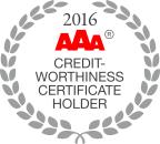 AAA certifikat bonitetne izvrsnosti